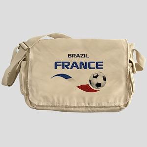 Soccer 2014 FRANCE 1 Messenger Bag