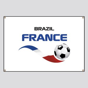 Soccer 2014 FRANCE 1 Banner