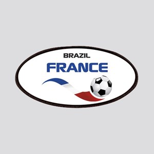 Soccer 2014 FRANCE 1 Patches