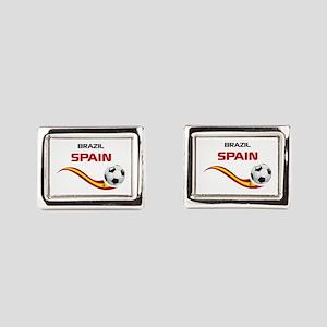Soccer 2014 SPAIN Cufflinks