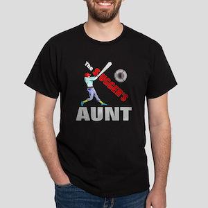 Baseball players aunt Dark T-Shirt