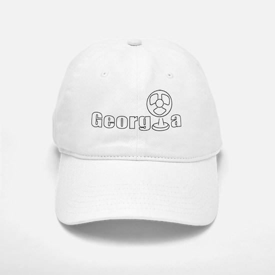 Georgia Fan Baseball Baseball Cap