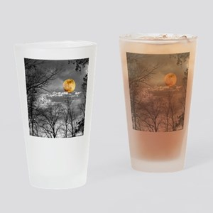 Harvest Moon Drinking Glass