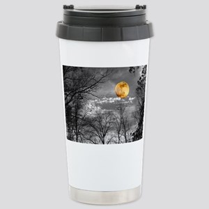 Harvest Moon Stainless Steel Travel Mug