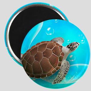 Cute Sea Turtles Magnet