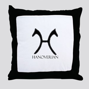 Hanoverian Throw Pillow