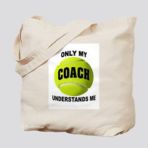TENNIS COACH Tote Bag