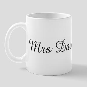 Mrs Dave Batista Mug