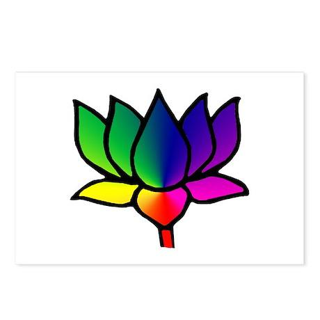 Lotus 1 Postcards (Package of 8)