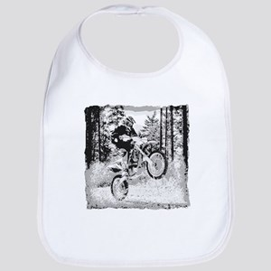 Fun in the woods dirt biking Bib