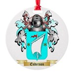 Enderson Round Ornament