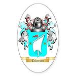 Enderson Sticker (Oval 50 pk)