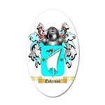 Enderson 35x21 Oval Wall Decal