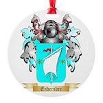 Endersbee Round Ornament