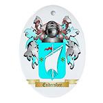 Endersbee Ornament (Oval)