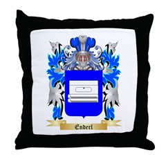 Enderl Throw Pillow