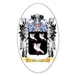 Encinas Sticker (Oval 50 pk)