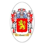 Enaux Sticker (Oval 50 pk)