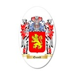 Enault 35x21 Oval Wall Decal