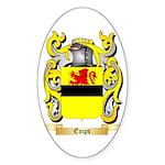 Emps Sticker (Oval 50 pk)