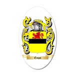Emps 35x21 Oval Wall Decal