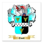 Emott Square Car Magnet 3