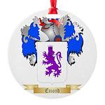 Emond Round Ornament