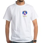 Emney White T-Shirt