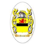 Emms Sticker (Oval 50 pk)