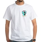 Emmott White T-Shirt
