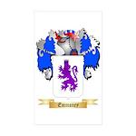 Emmoney Sticker (Rectangle 50 pk)