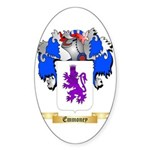 Emmoney Sticker (Oval)