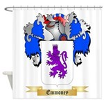Emmoney Shower Curtain