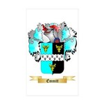 Emmitt Sticker (Rectangle 10 pk)