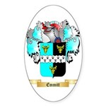 Emmitt Sticker (Oval 50 pk)