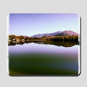 Mirror Lake Mousepad