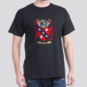Messina Coat of Arms - Family Crest Dark T-Shirt