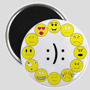 Emoticons Magnet