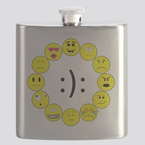 Emoticons Flask