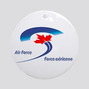 Royal Canadian Air Force Ornament (Round)