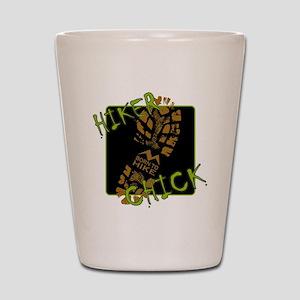 Hiker Chick - Boot Shot Glass