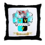 Emmets Throw Pillow