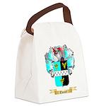 Emmet Canvas Lunch Bag