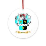 Emmet Ornament (Round)