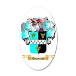Emmerton 20x12 Oval Wall Decal