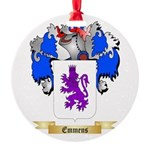 Emmens Round Ornament