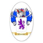 Emmens Sticker (Oval 10 pk)