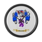 Emmens Large Wall Clock