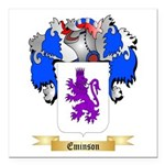 Eminson Square Car Magnet 3