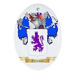 Eminson Ornament (Oval)